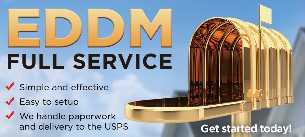 EDDM Service - Superman Prints