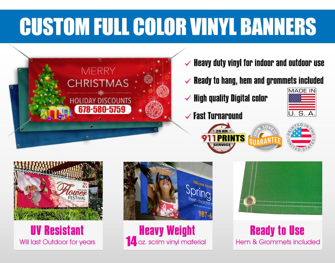 Chalk Corner Heavy-Duty Outdoor Vinyl Banner 16x4 CGSignLab Super Sale