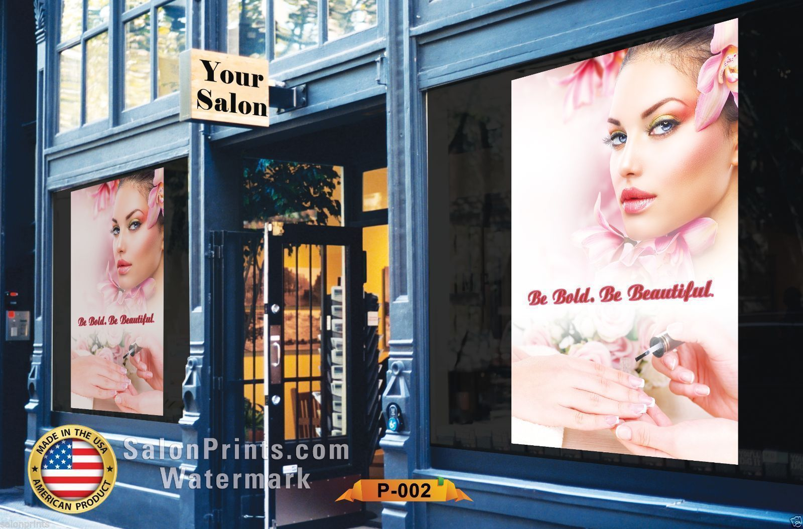 Nail Salon Poster Nsd P170 Salon Prints One Stop Shop Printing Marketing For Nail Spa Hair Salon Barber Shop Beauty Salon Beauty Schools Beauty Supply